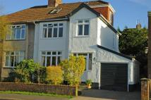 4 bedroom semi detached home for sale in South Croft, Henleaze...