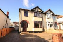 semi detached home for sale in Linden Road...