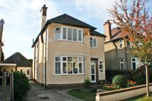 Detached house in The Crescent, Henleaze...