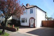 Lake Road semi detached property for sale