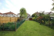 semi detached property in Lake Road, Henleaze...