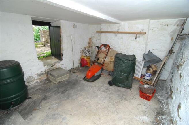 Store Under Cottage