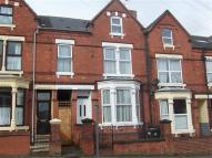 Terraced house in Gregory Street, Ilkeston