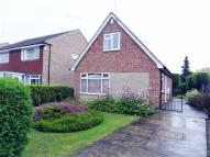 Bungalow in Kedleston Drive, Ilkeston