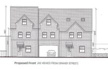 Land for sale in Granby Street, Ilkeston
