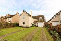 Detached house in Sandwich, Kent