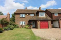 4 bed Detached house in Preston, Nr Canterbury...
