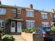 Terraced house in Sandwich, Kent