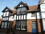 Terraced property in Sandwich, Kent