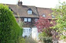 Terraced property for sale in Canterbury, Kent