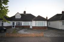 Semi-Detached Bungalow in Clavering Gardens...