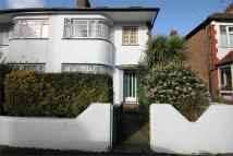 3 bedroom semi detached house in Salters Road...