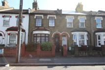 Terraced house in Brookscroft Road...