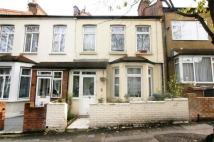 Terraced house in Jewel Road, London