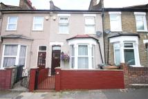 Terraced home in Canning Road...