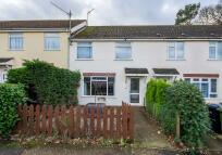 Terraced home for sale in Regency Avenue...