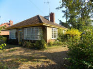 2 bed Detached Bungalow in Nursery Lane...