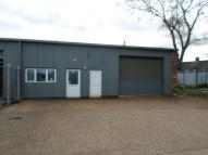 property to rent in Unit 1, Bergen Way, North Lynn Industrial Estate
