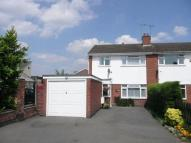 semi detached house for sale in Lutterworth
