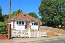Chalet in Maidstone Road...