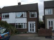 3 bed semi detached house to rent in Cypress Road, Wainscott...