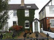 The Green Terraced house to rent