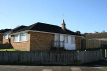 Detached Bungalow to rent in Eridge Road, Eastbourne...