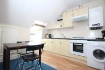 Studio flat in Tubbs Road...