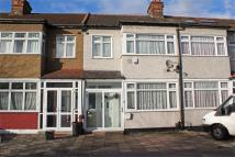 Terraced house in Whites Avenue...
