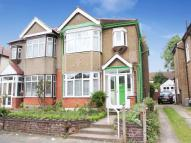 semi detached house in Nutfield Gardens, ILFORD...