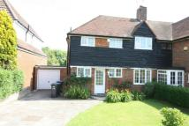 3 bed semi detached property for sale in Cotswold Way, Enfield...