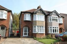 semi detached house in Ladysmith Road, Enfield...