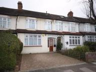 Terraced property in Faversham Avenue...