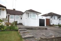 2 bed Bungalow to rent in Connaught Avenue...