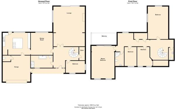 Goldcrest floor plan