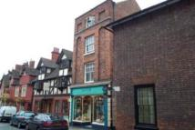 1 bedroom Studio flat in 13b Dogpole, SHREWSBURY...