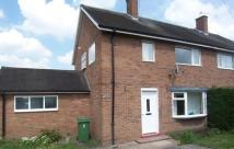 3 bedroom semi detached property in 166 Crowmere Road...