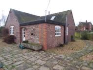 Detached Bungalow to rent in The Old Blacksmith Shop...
