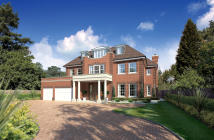 6 bed new property in Fairbourne, Cobham