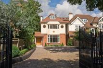 semi detached home in Arthur Road, Wimbledon