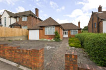 Detached Bungalow in Ridgway Place...