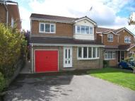 4 bed Detached house in Morrell Wood Drive...