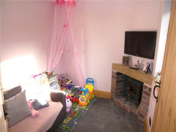 Playroom/Bedroom 3