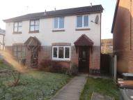 semi detached house in Victoria Close, Whitwick