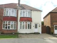 3 bedroom semi detached home in Devana Avenue, Coalville