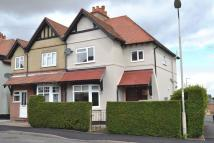 semi detached house in Kings Road, Shepshed