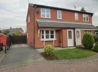 semi detached home to rent in Welland Close, Coalville