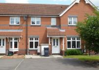 Terraced house in Orchard Close, Shepshed