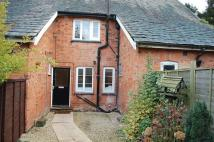 Terraced property in Main Street, Cossington,