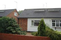 semi detached home to rent in Valley Road, Loughborough